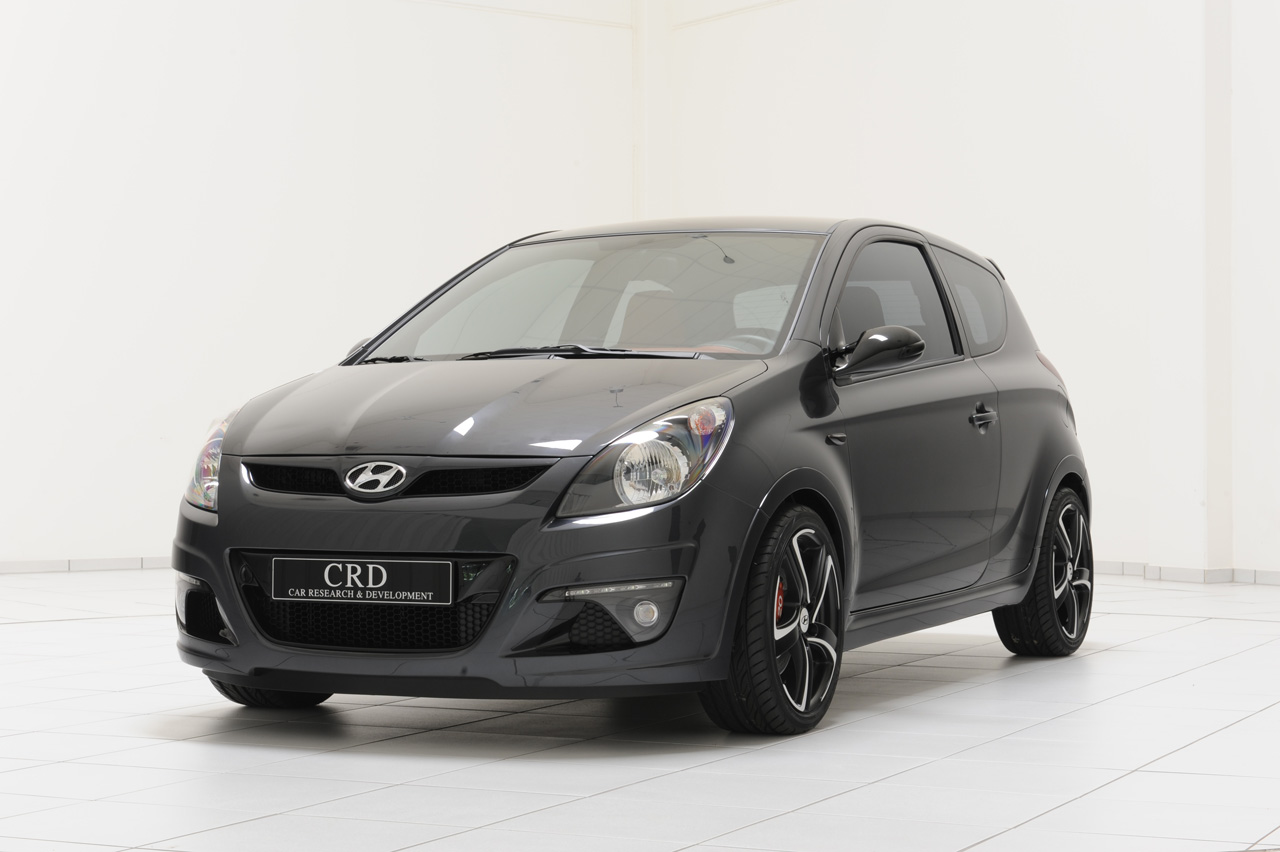 Brabus Teams Up With Hyundai To Unveil I20 Sport Edition