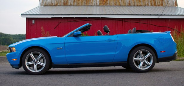 Review: 2011 Ford Mustang GT Coupe and Convertible | Autoblog