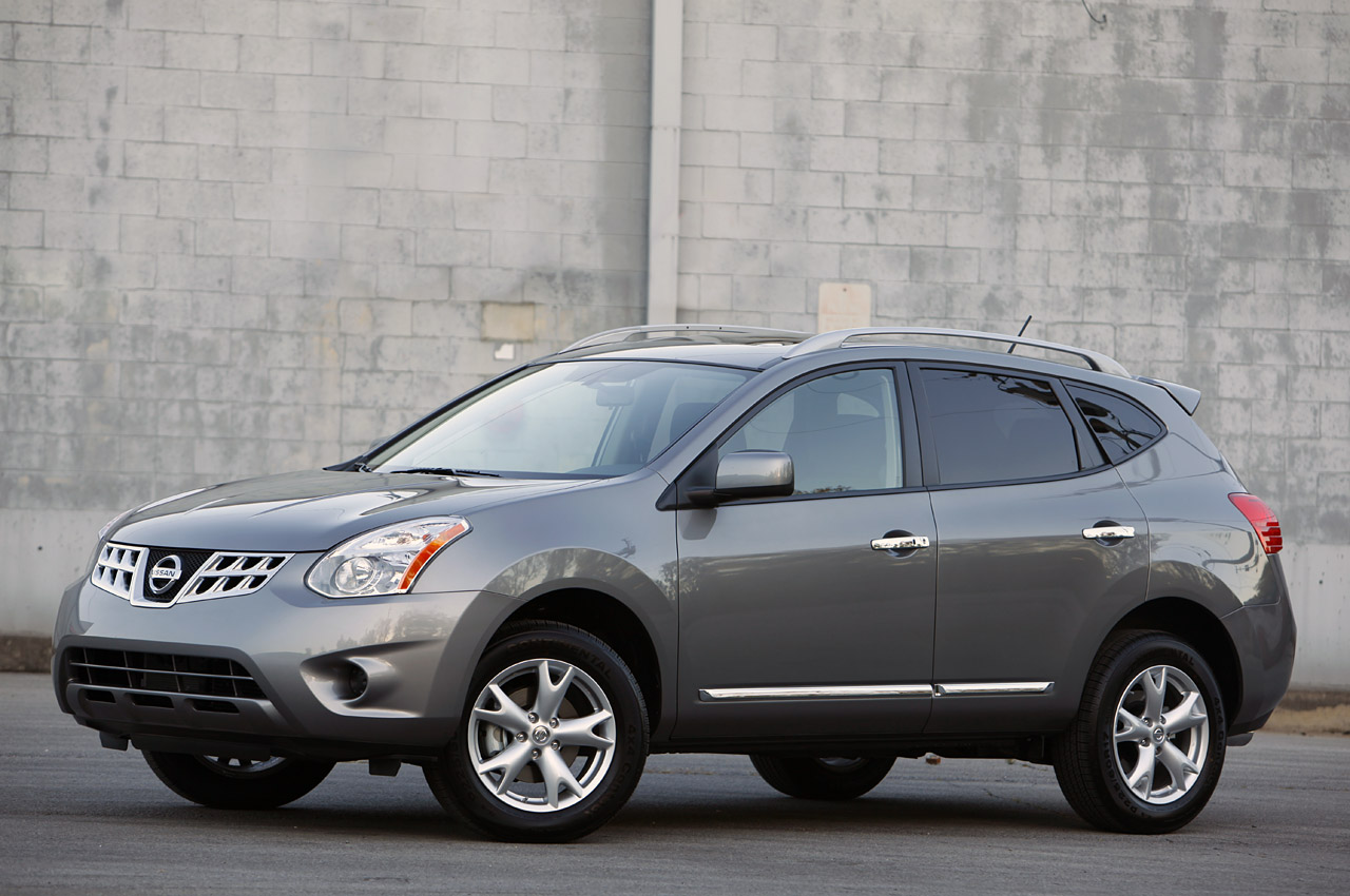 Nissan Certified Pre Owned >> Nissan recalls 2011 Rogue over power steering concern ...