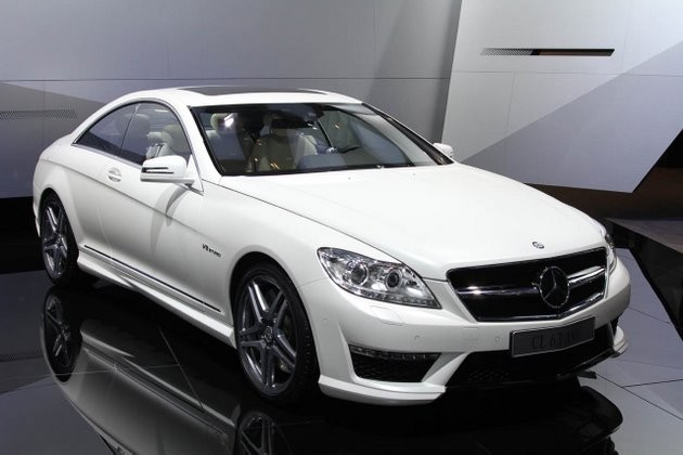 Betere Mercedes-Benz prices new biturbo V8 models | Autoblog XQ-86