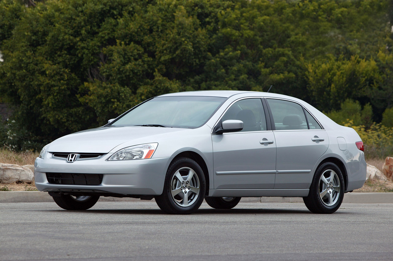 2005 Honda Accord Hybrid Photo Gallery - Autoblog