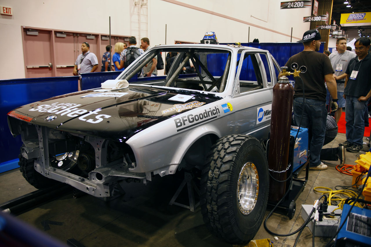 Best Used Crossover Suv >> SEMA 2010: Bill Caswell's BMW E30 Baja Racer Photo Gallery
