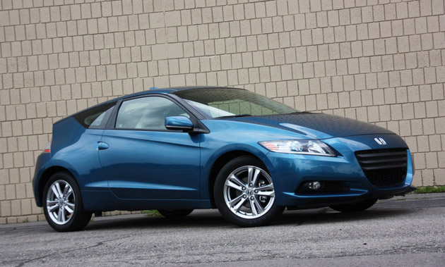 Honda Cr Z Wins 2010 An Car Of The Year Autoblog For Past 31 Years Has Selected A Award Recipient