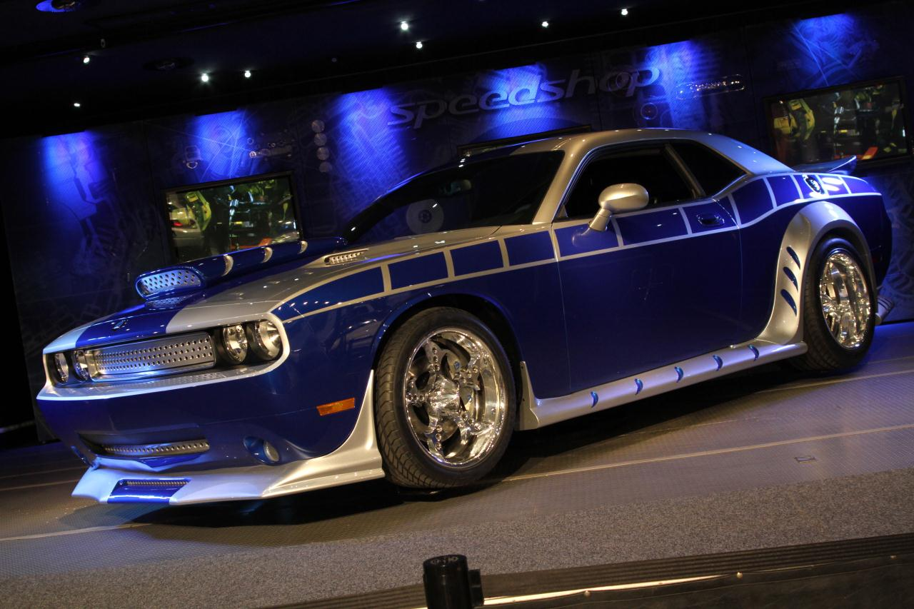 Jeep Certified Pre Owned >> SEMA 2010: Rich Evans Dodge Challenger Photo Gallery ...