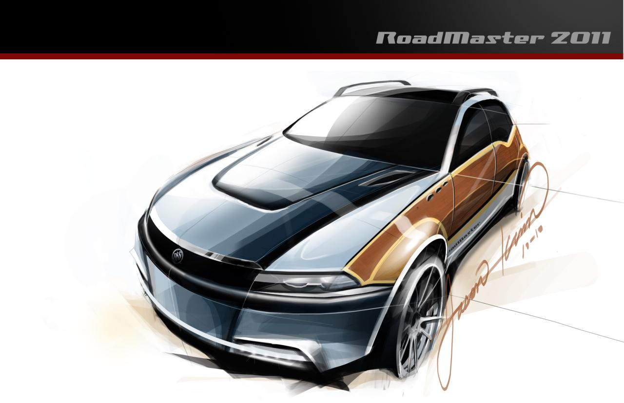 What Would A 2011 Buick Roadmaster Look Like Top Gear Usa