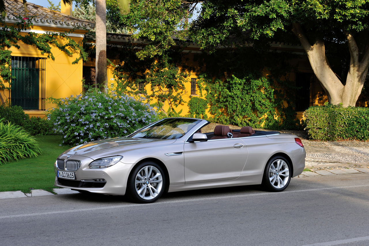 Coupe Series bmw 650i 2015 2012 BMW 6 Series Convertible Photo Gallery - Autoblog