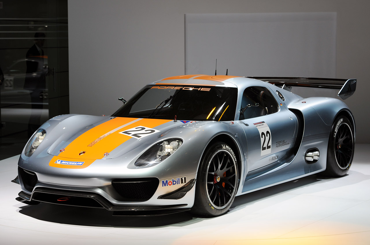 Car of the Day Porsche 918 RSR [56K Don\u0027t Click