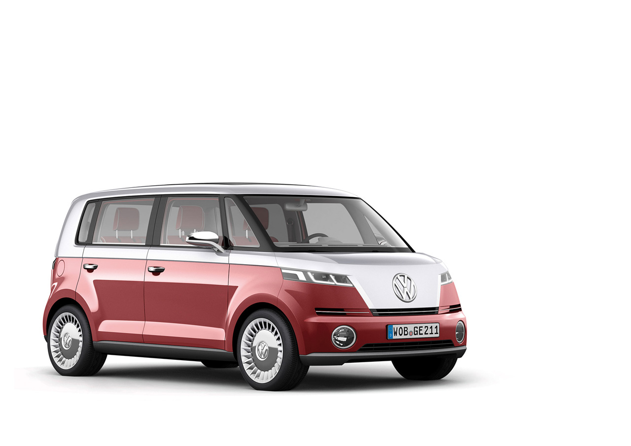 VW could launch Bulli van into expanded retro family with ...