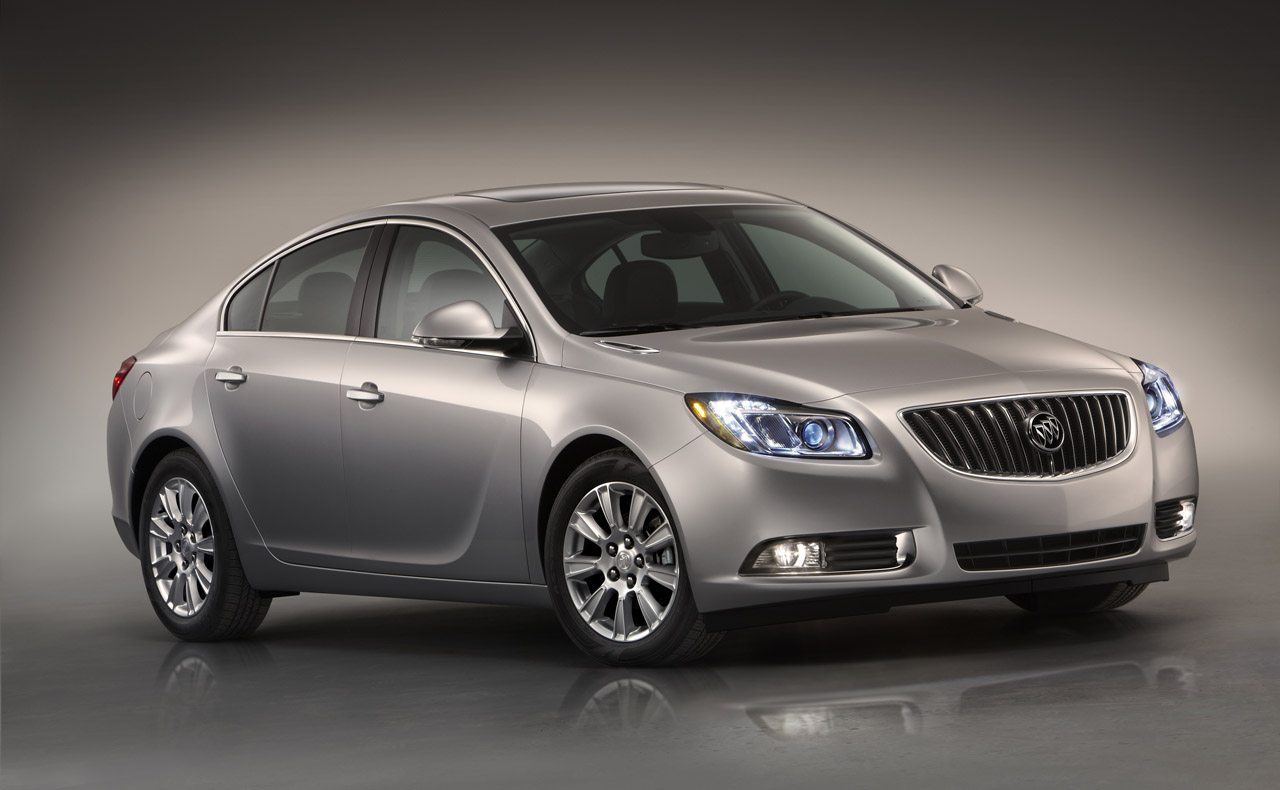 2012 Buick Regal eAssist priced from $29,530, Regal GS ...