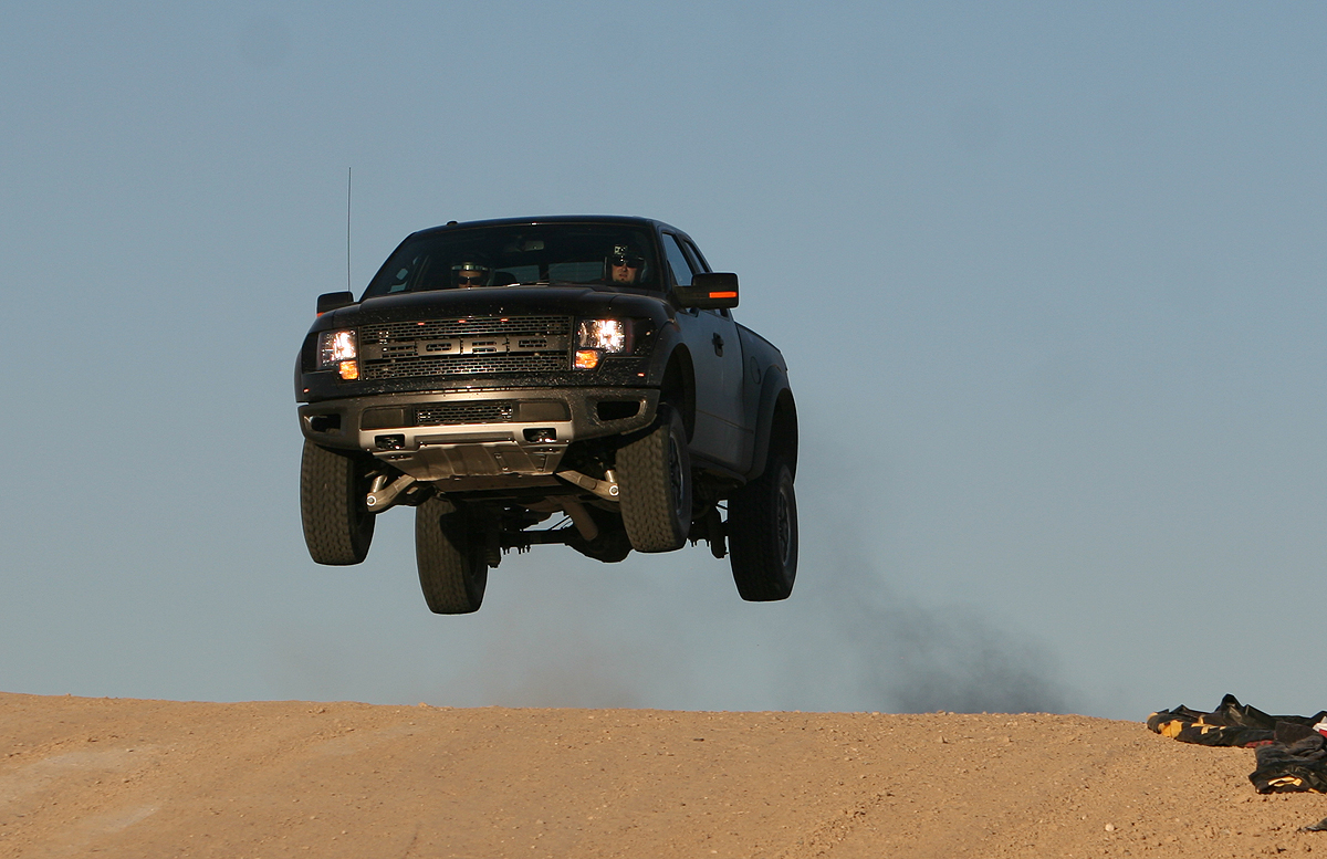 Toyota Certified Pre Owned >> Vaughn Gittin Jr. in the Ford F150 SVT Raptor Photo ...
