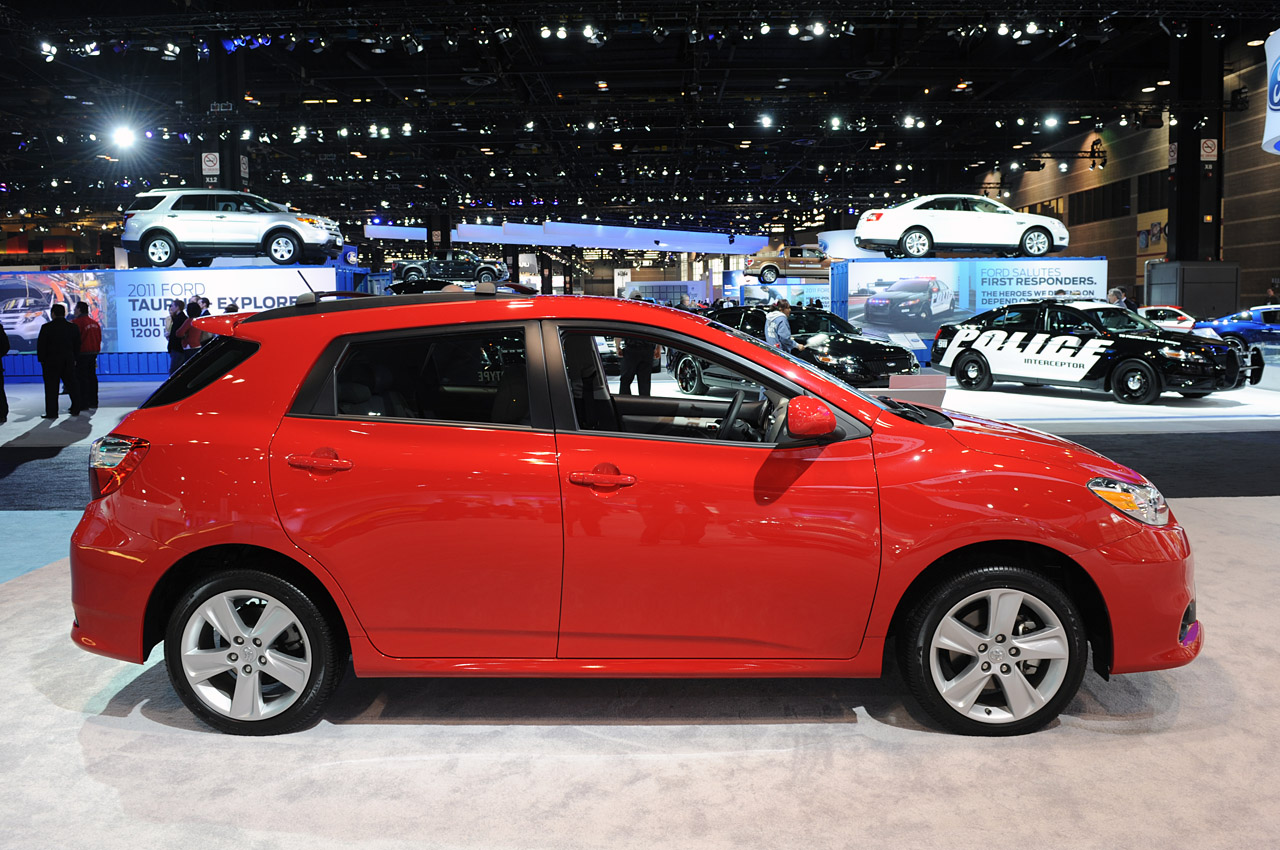 Toyota Certified Pre-Owned >> Toyota Matrix discontinued for 2014 - Autoblog