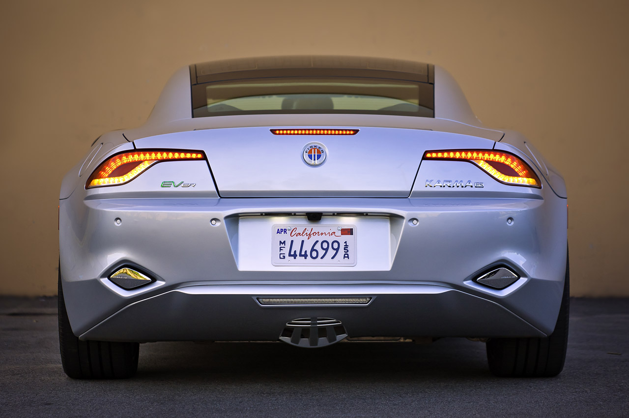 Fisker hikes Karma price... again... now above $100k ...