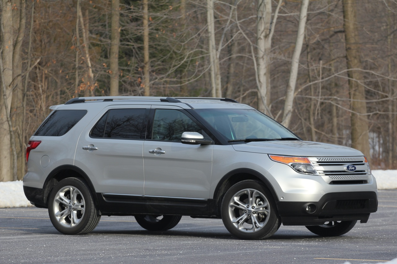 2011 ford explorer limited 4wd review photo gallery autoblog