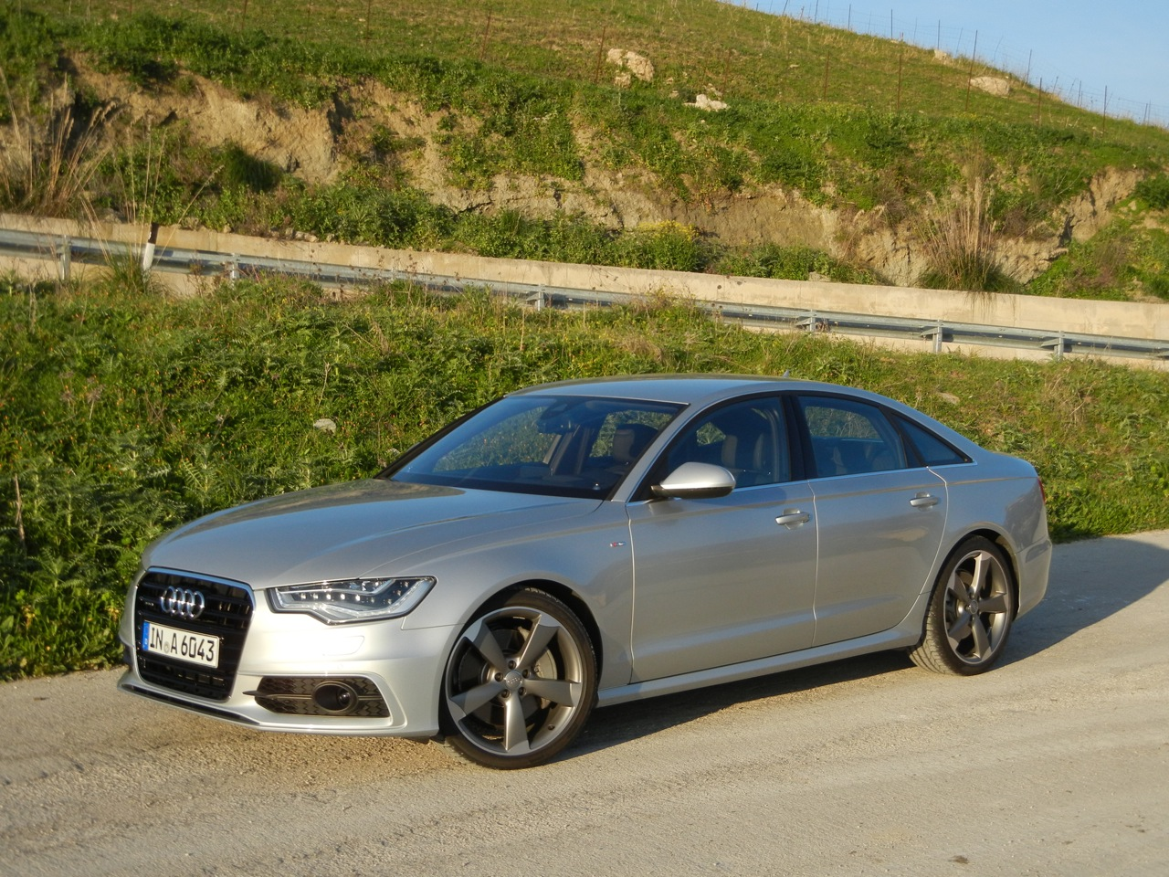 audi a6 and vw passat earn pair of iihs top safety picks autoblog. Black Bedroom Furniture Sets. Home Design Ideas