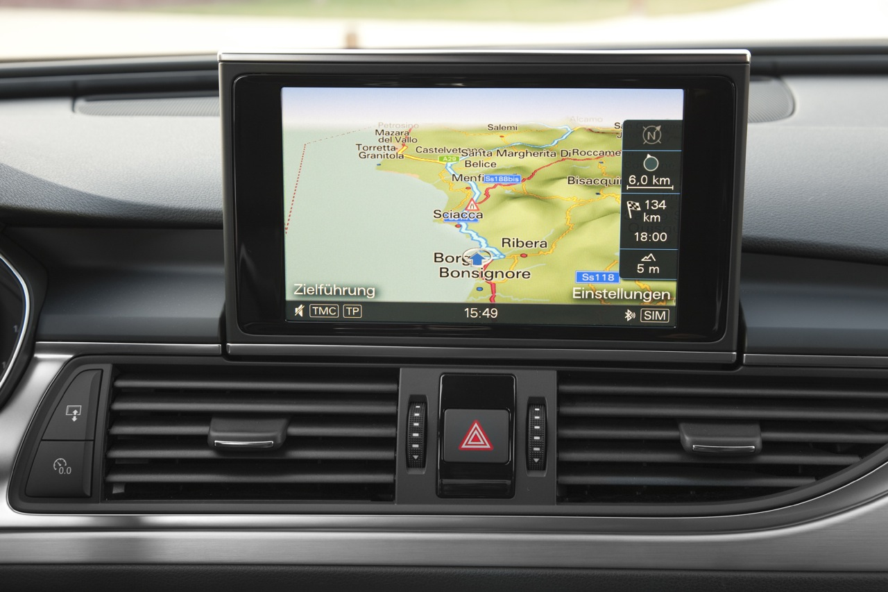 first drive of the 2012 audi a6 nordschleife autoblahg. Black Bedroom Furniture Sets. Home Design Ideas