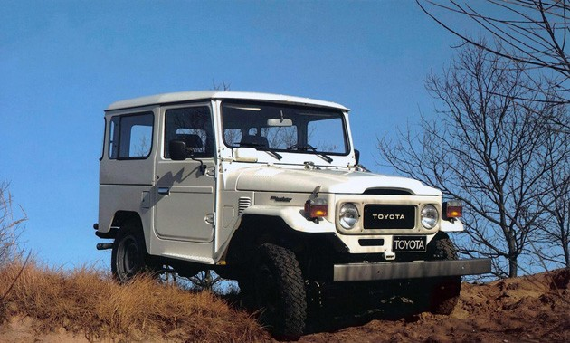 Toyota's unstoppable Land Cruiser turns 60 - EvoXForums com