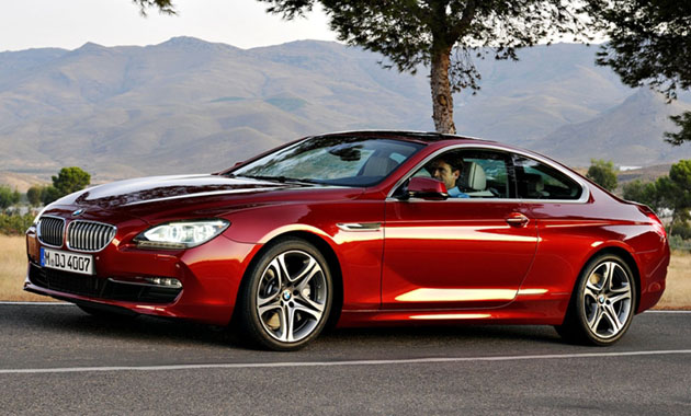 this is your 2012 bmw 6 series coupe america. Black Bedroom Furniture Sets. Home Design Ideas