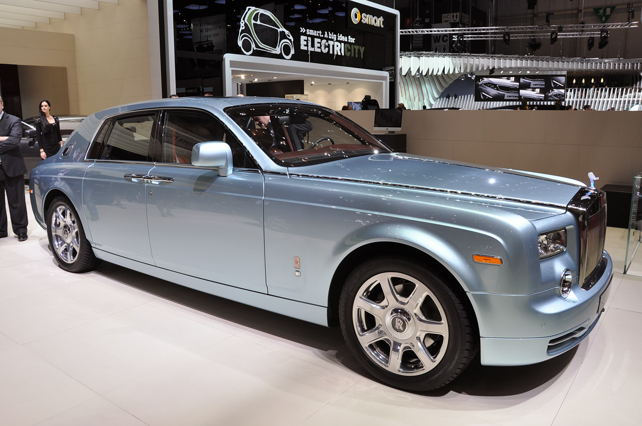 Remember The Electric Rolls Royce Phantom Forget It