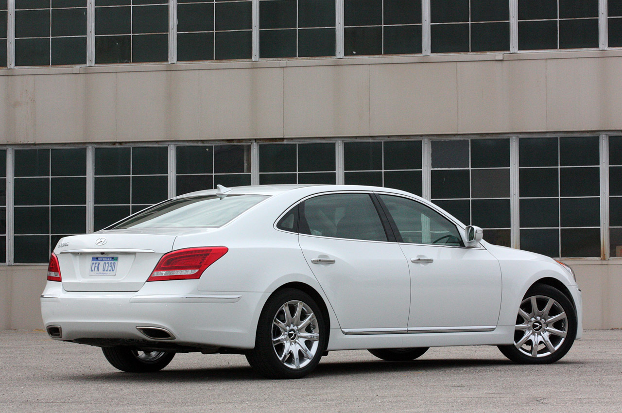 Hyundai Certified Pre Owned >> 2011 Hyundai Equus Ultimate: Wrap-Up [w/videos] - Autoblog