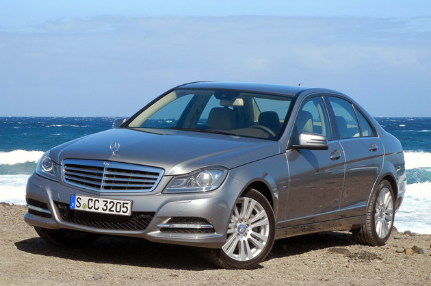 first drive 2012 mercedes benz c class. Black Bedroom Furniture Sets. Home Design Ideas