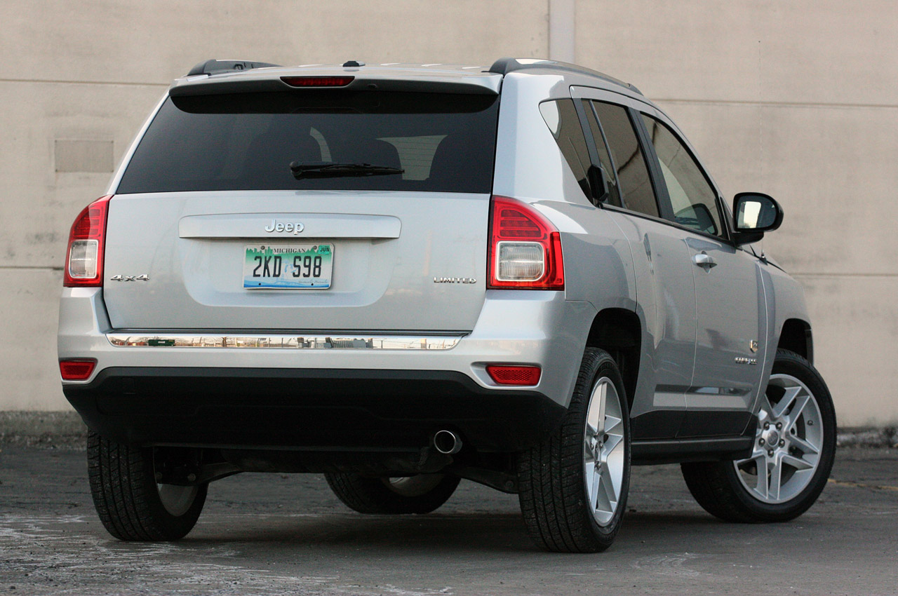 2016 Jeep Truck >> 2011 Jeep Compass: Review Photo Gallery - Autoblog