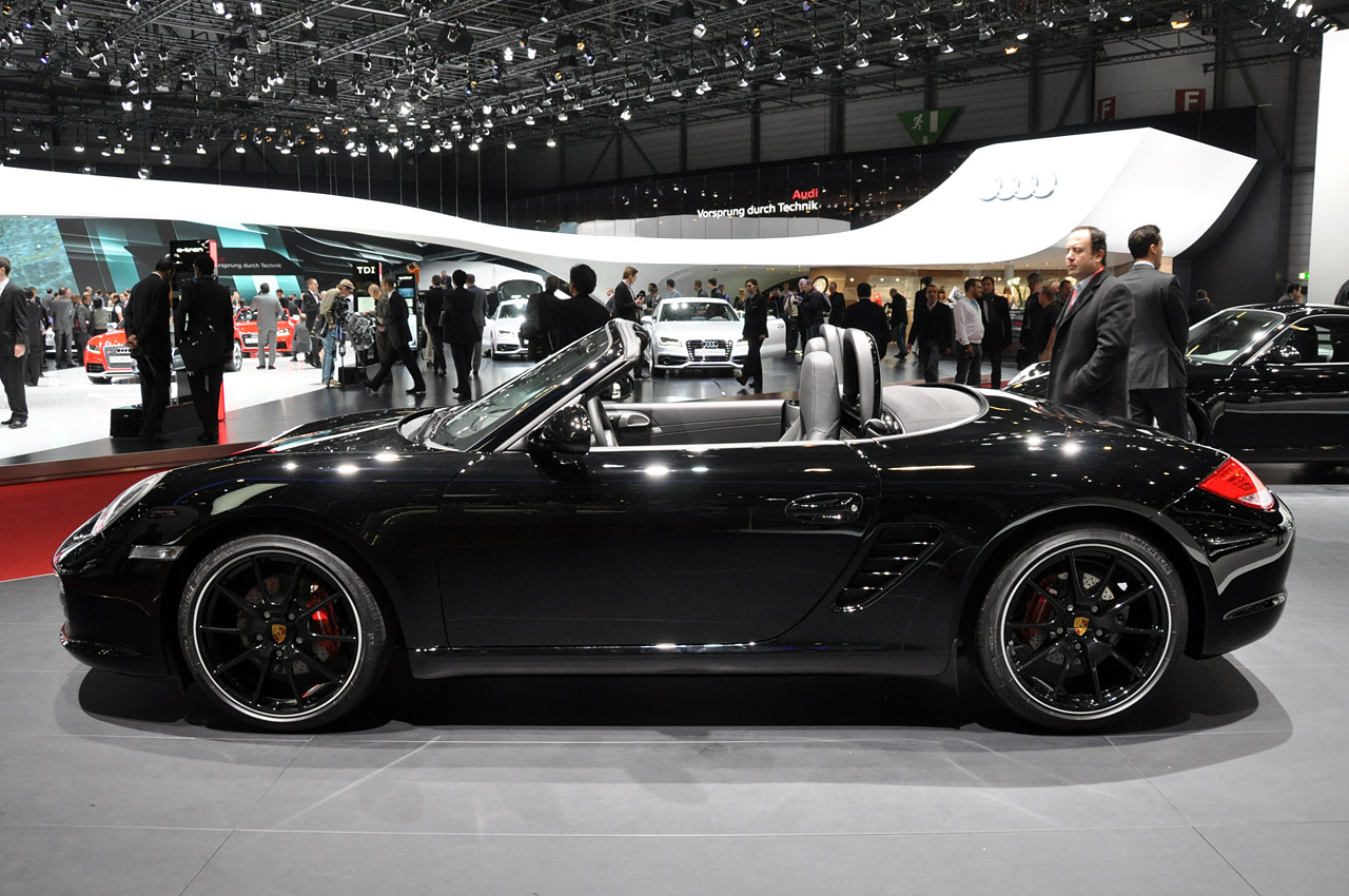 Acura Certified Pre Owned >> Porsche Boxster S Black Edition: Geneva 2011 Photo Gallery ...