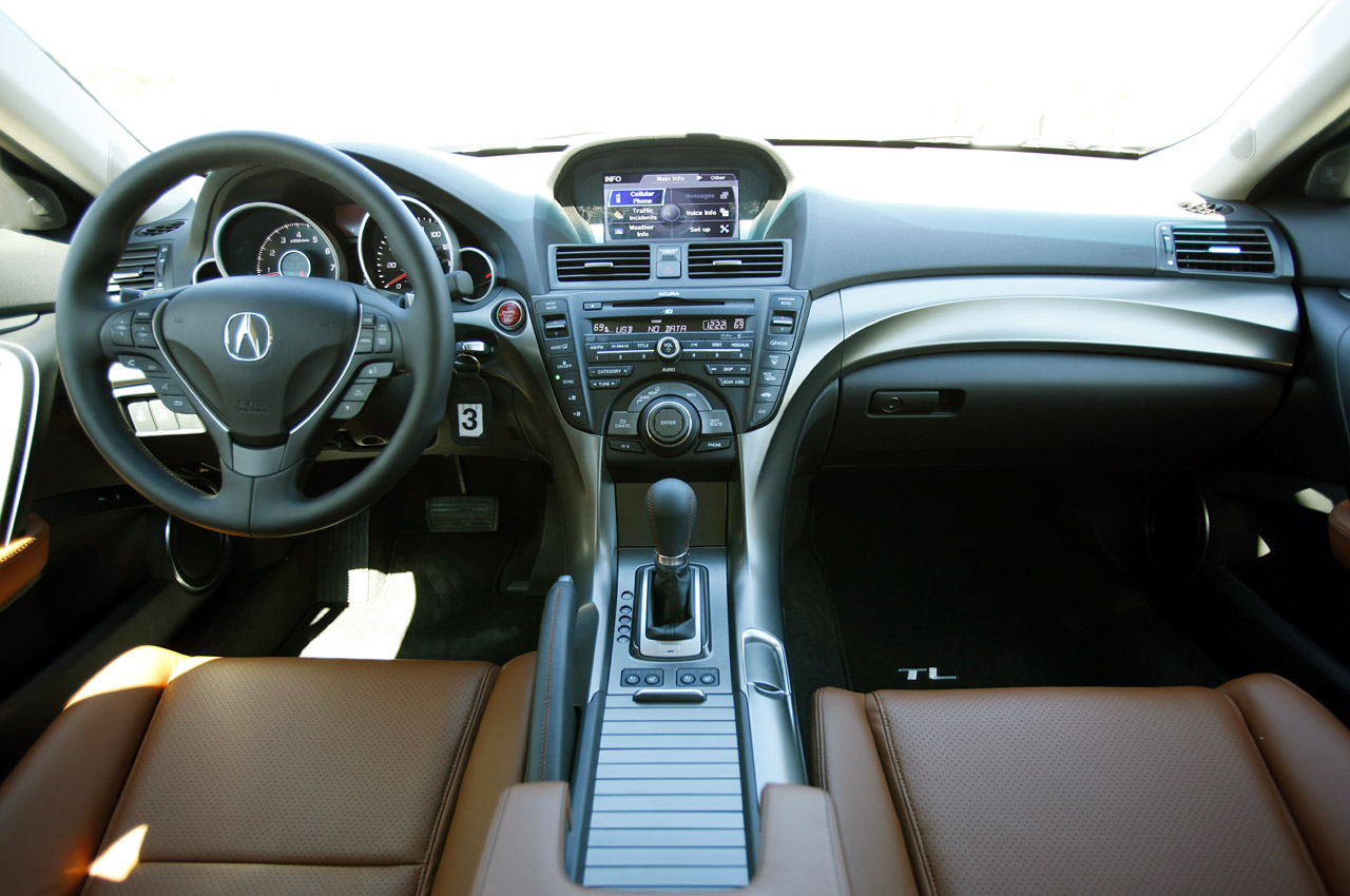 First Drive: 2012 Acura TL (Autoblog)