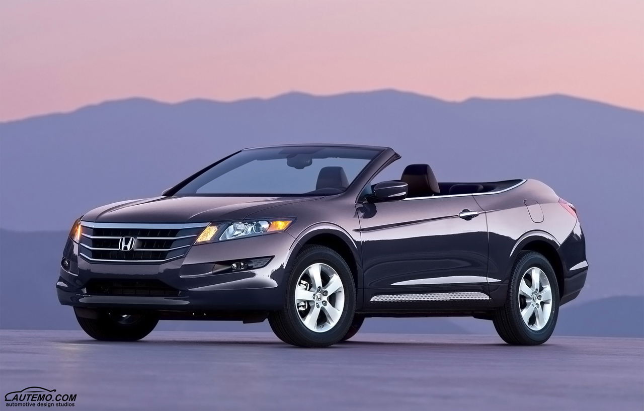 Vwvortex Honda Does Not Curly A Convertible In The U S How About An Accord Then