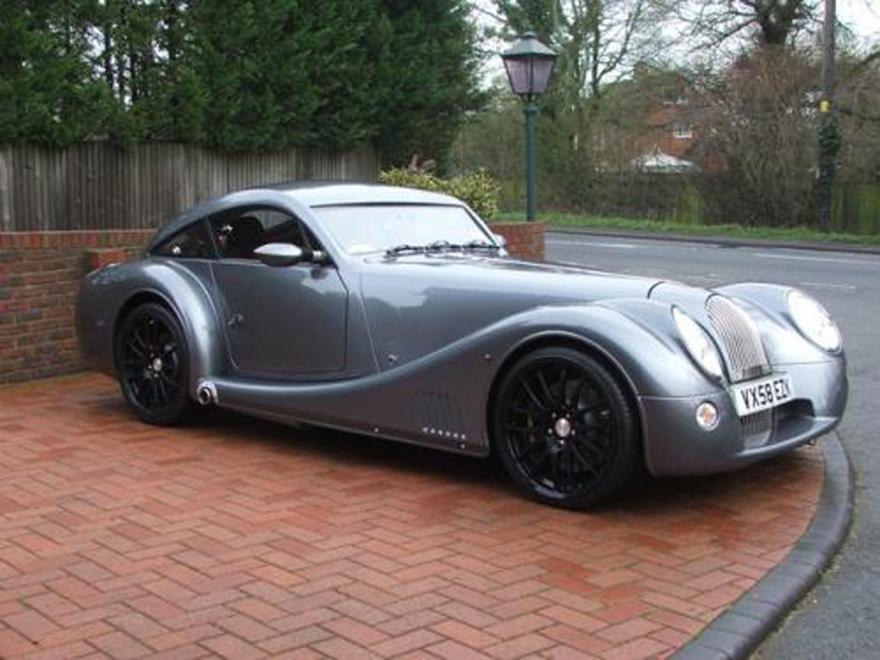 Richard Hammond Cars: Richard Hammond's 2008 Morgan Aeromax Photo Gallery