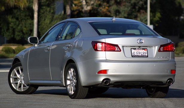 Review 2011 Lexus Is 250 Awd Autoblog