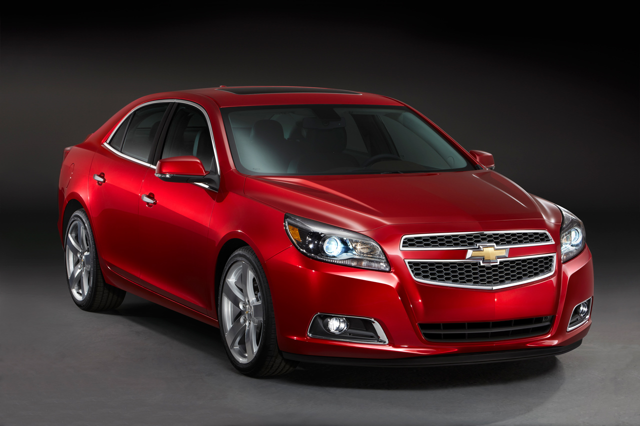 2012 Chevy Malibu For Sale >> 2013 Chevy Malibu's turbo four rated at 259 HP, 0-60 in 6 ...
