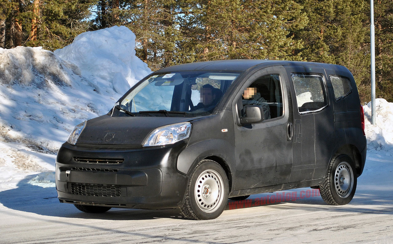 Acura Certified Pre Owned >> Fiat Qubo Mule Photo Gallery - Autoblog