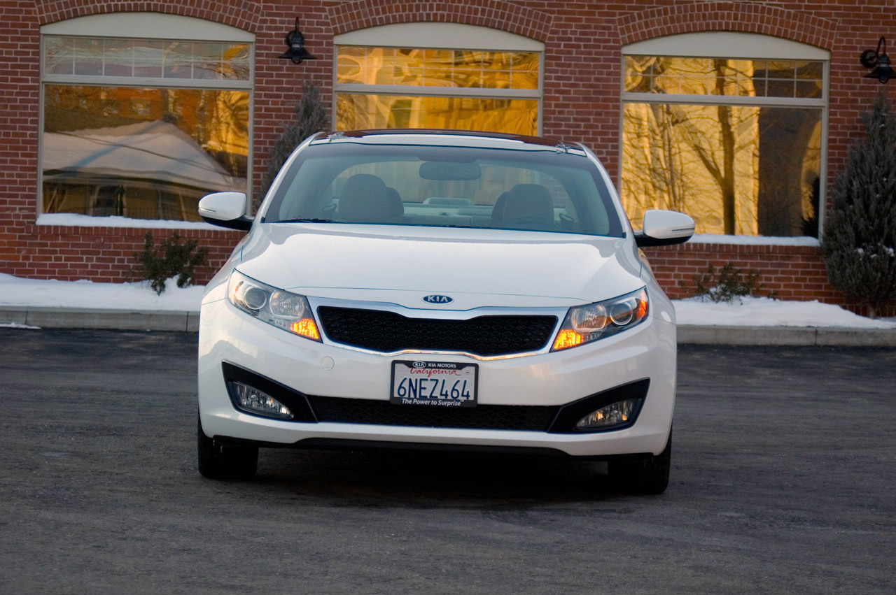 2011 Kia Optima Ex Review Photo Gallery Autoblog My