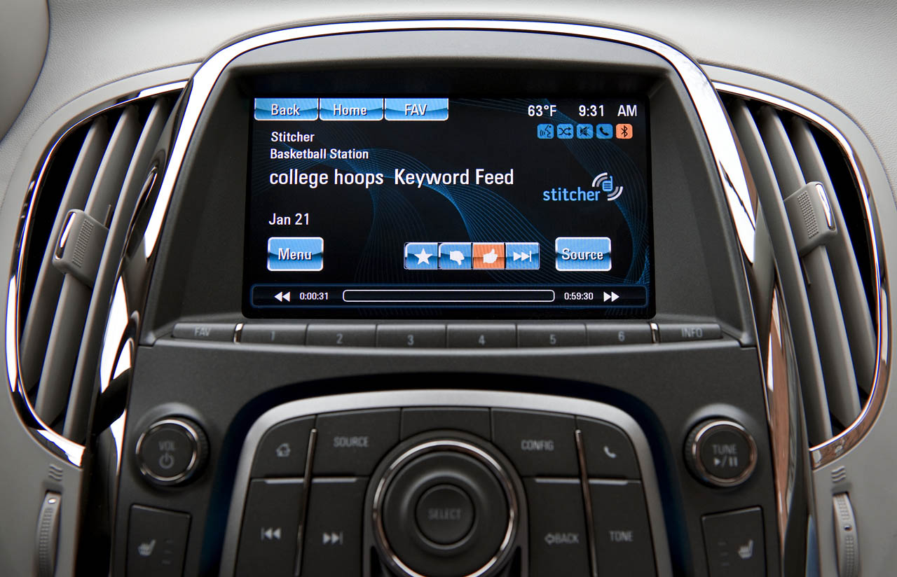 IntelliLink for Buick and GMC Photo Gallery - Autoblog