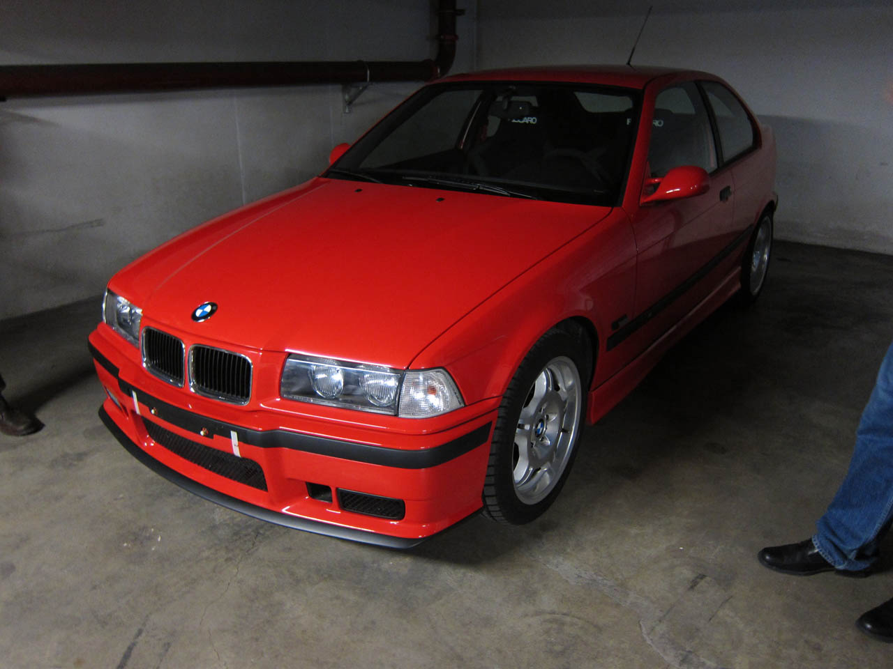 Bmw E36 Compact M3 Concept 1996 Bmw Concepts And Prototypes