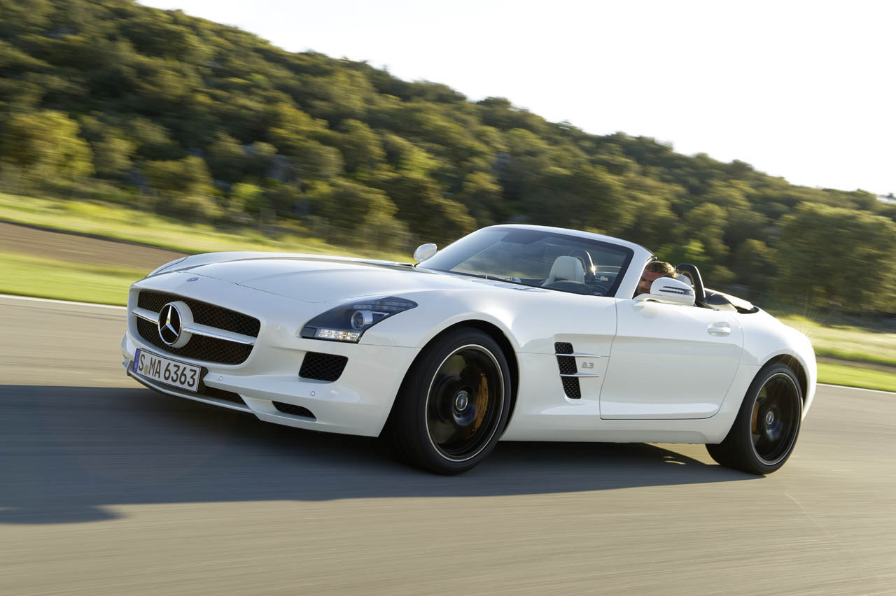 2012 mercedes benz sls amg roadster photo gallery autoblog. Black Bedroom Furniture Sets. Home Design Ideas