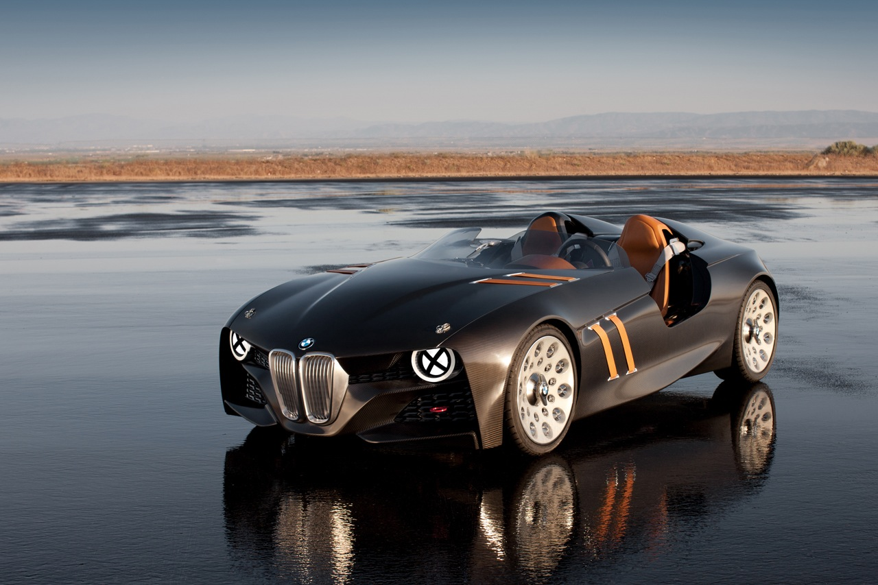 Certified Preowned BMW >> BMW 328 Hommage unveiled to celebrate 75th anniversary of original - Autoblog
