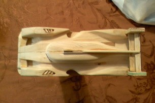 kub car templates - the coolest pinewood derby car to never race autoblog