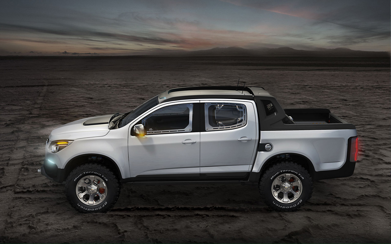 Avalanche chevy avalanche 2014 : New Avalanche Concept...........not really