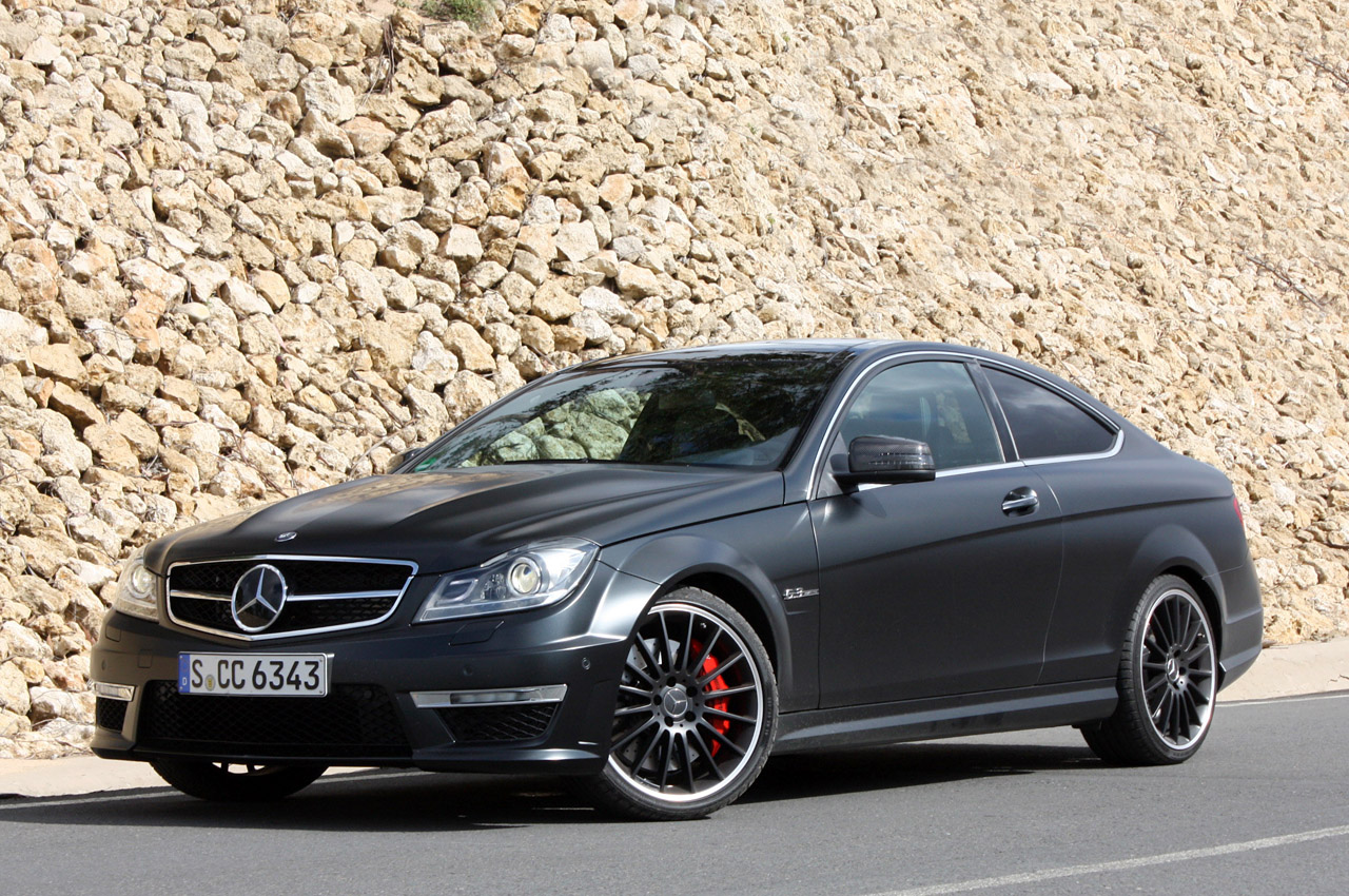 2012 mercedes benz c63 amg coupe. Black Bedroom Furniture Sets. Home Design Ideas