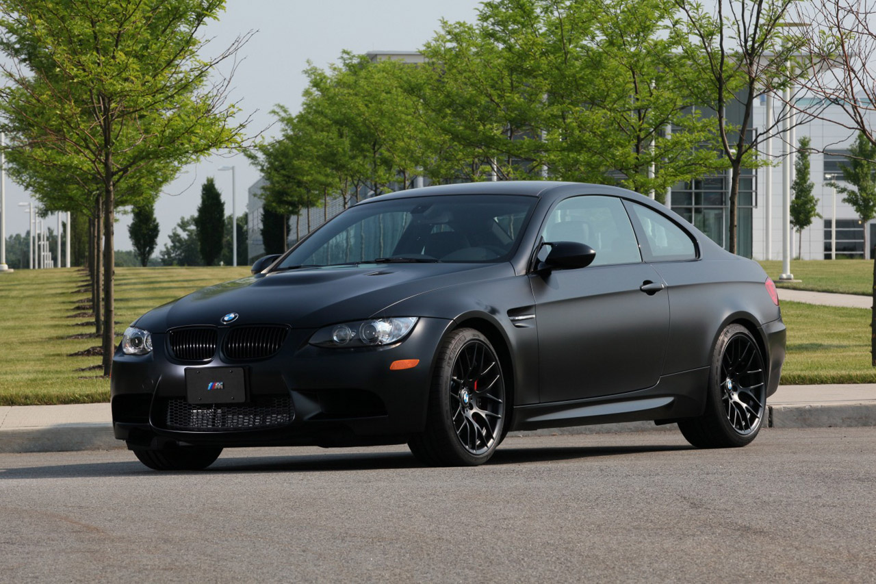 Black Book Car Values >> 2011 BMW M3 Frozen Black Edition hits the U.S., only 20 examples to be produced - Autoblog