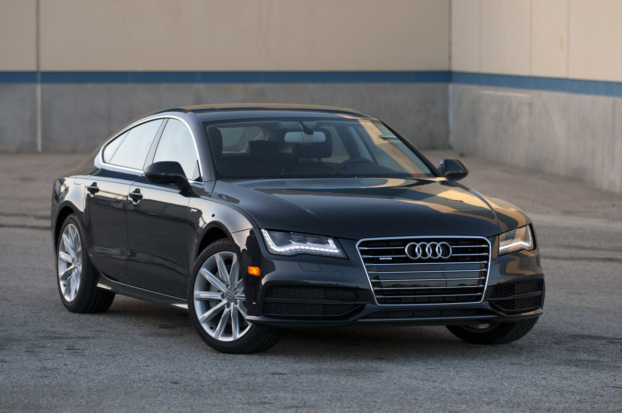 Black Book Car Values >> 2012 Audi A7 - Autoblog