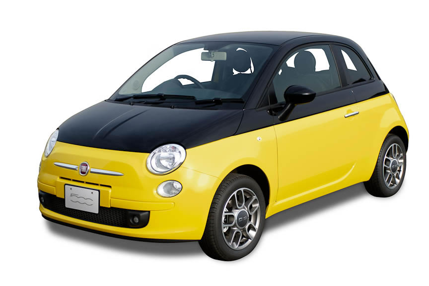 Fiat Rolls Out Limited Edition 500 Pop Bi In Japan Autoblog