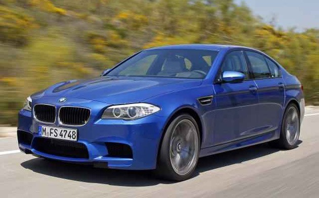 First Official 2012 Bmw M5 Shots Hit The Web Bmw Of Silver Spring