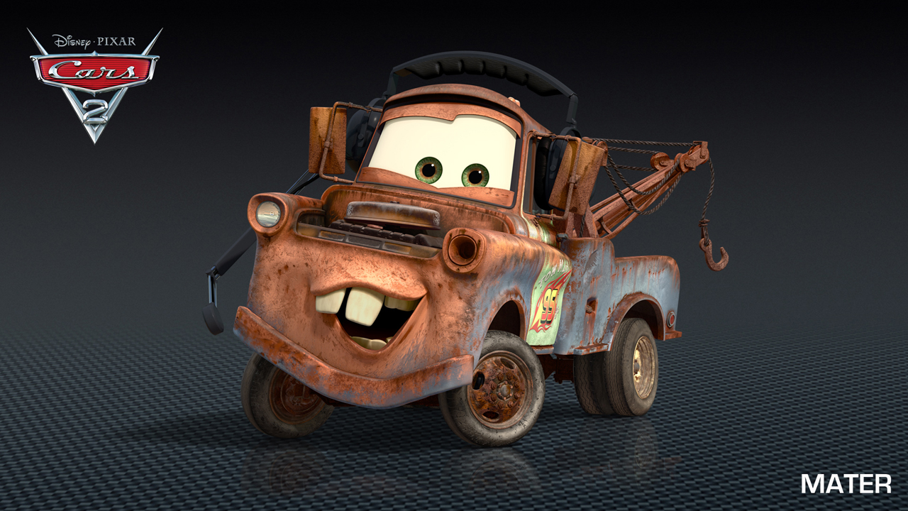brent mustangburger joins the cast of cars 2 w video autoblog. Black Bedroom Furniture Sets. Home Design Ideas