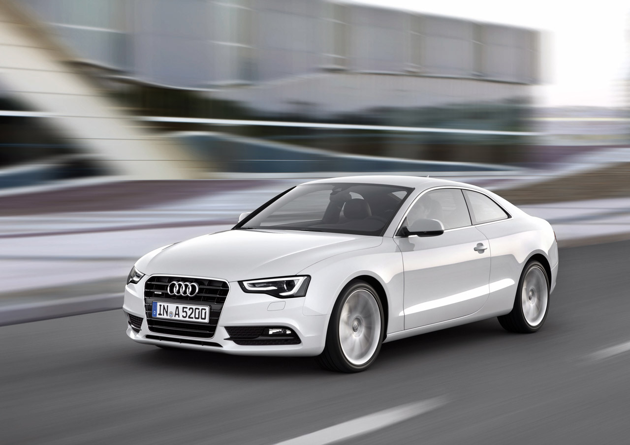 2012 audi a5 s5 get a nip tuck update autoblog. Black Bedroom Furniture Sets. Home Design Ideas