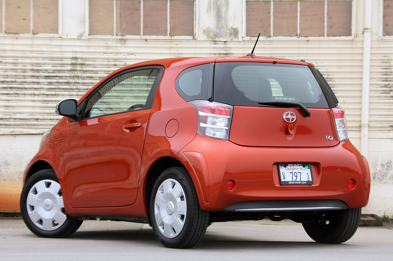Toyota Certified Pre Owned >> 2012 Scion iQ First Drive | Autoblog
