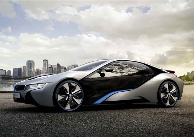 Techin5 Bmw S I8 Electric Supercar Revealed
