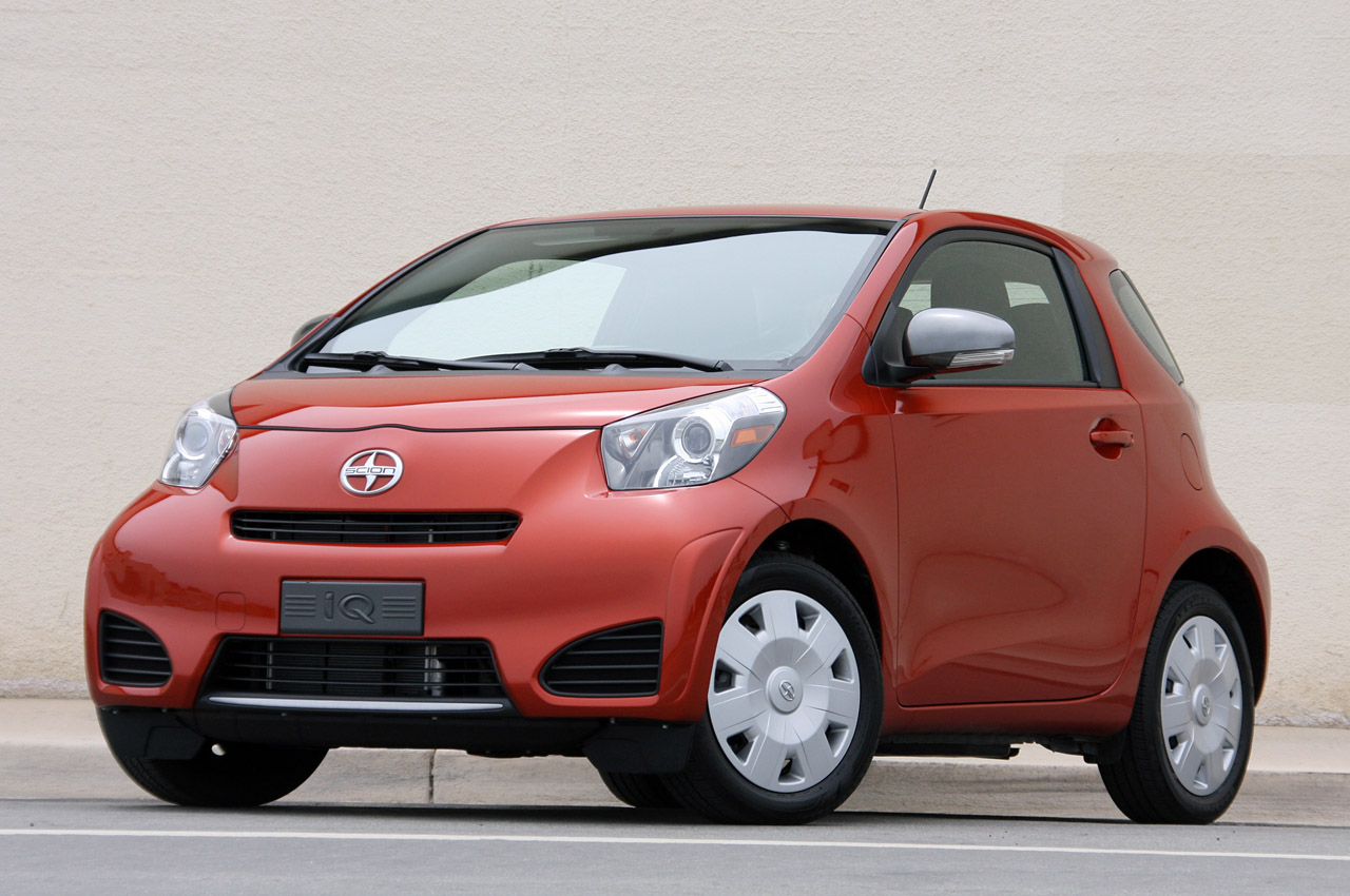 2012 Scion Iq First Drive Autoblog HD Wallpapers Download free images and photos [musssic.tk]