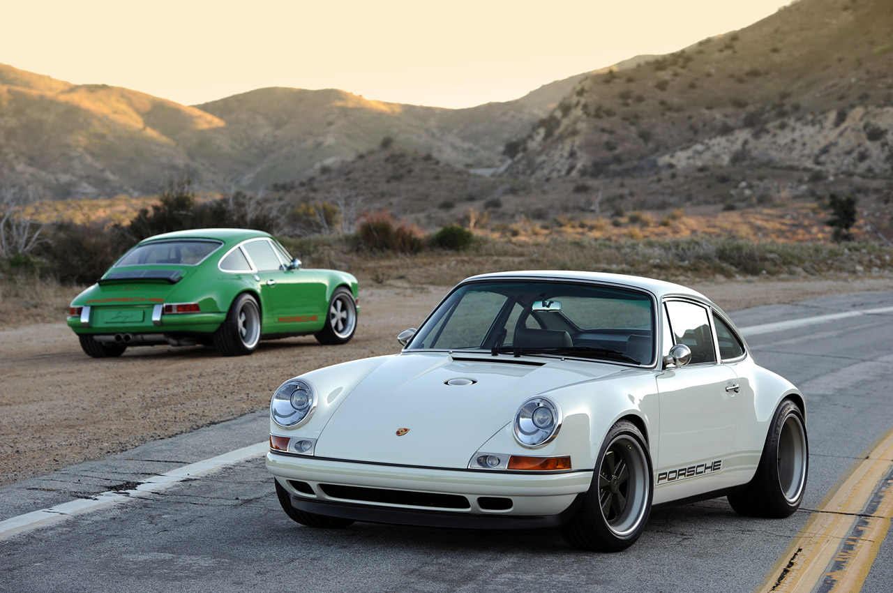Cheap Cars Nj >> Singer 911 in classic white - 6SpeedOnline - Porsche Forum and Luxury Car Resource